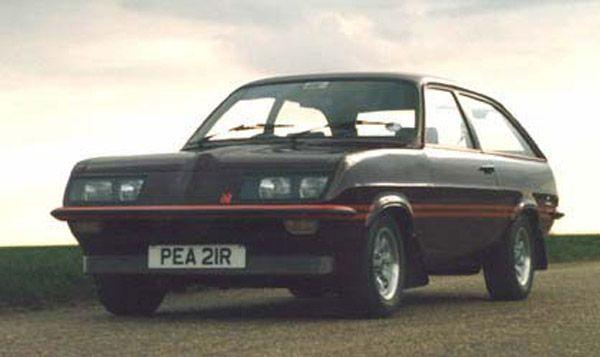 1976 Vauxhall Magnum Sporthatch. Only 197 built.
