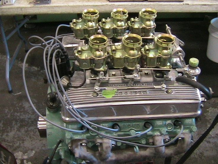 "Buick's V8 engine was nicknamed the ""Nailhead"" because of its relatively small intake and exhaust valves which resembled nails."