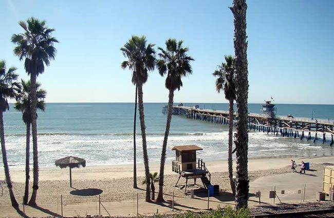 San Clemente is a great place for a day trip. Many activities revolve around the cities beaches where surfing is some of the best in Southern California