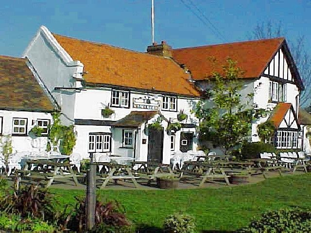 The Cricketers, Cobham