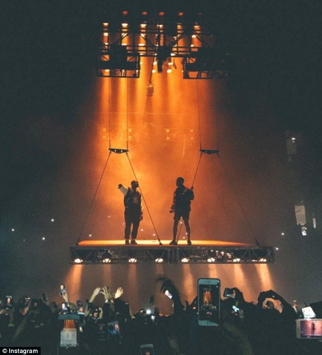 TEXT OF KANYE'S MOST RECENT RANT AND ANNOUNCEMENT OF CANCELLATIONOF HIS TOUR (The tour, now in California had  dates through Dec. 31, & had future stops in Dallas, Denver, Atlanta, Philadelphia, Detroit, Boston, New York City and Washington, D.C., among others.)