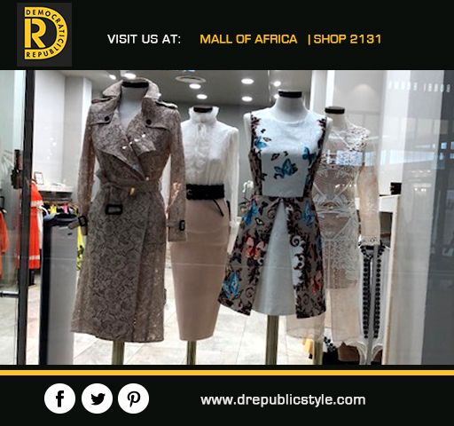 We've gathered them up... Our #Top4 this week #WhatToBuy #DemocraticRepublic at Mall of Africa