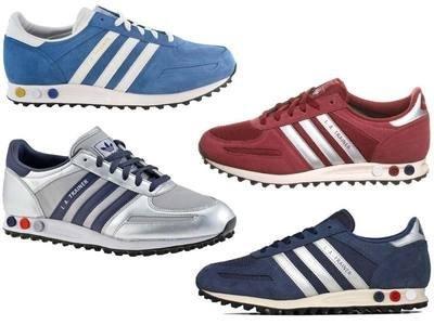 Io le adoro...TU? Adidas LA Trainer Vintage Uomoa € 79,90 invece di € 105,00