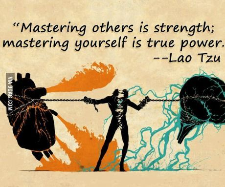 Mastering Others