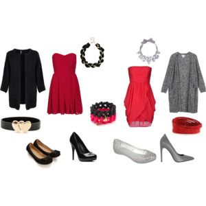 How to : the red dress for mommy
