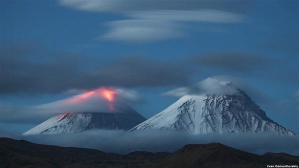 La indómita belleza de los volcanes de Kamchatka- Rusia