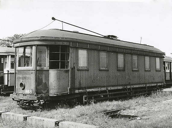 Sydney Prison Tram used to convey prisoners from Darlinghurst Court to Long Bay Gaol in southeastern Sydney.The tram had six cells,4 for the men and 2 for the women.