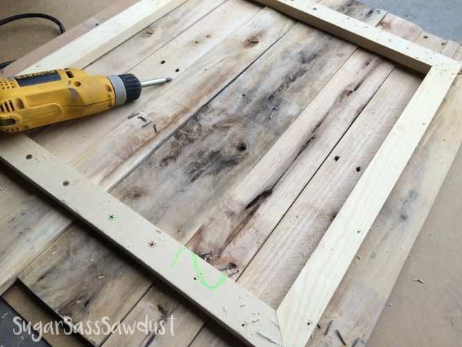 How to Make your own Coffee Table with Hair Pin Legs  