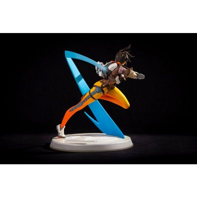 Blizzard Collectibles Overwatch Tracer Statue - Statue Forum