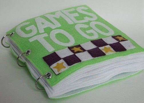 games to go quiet book