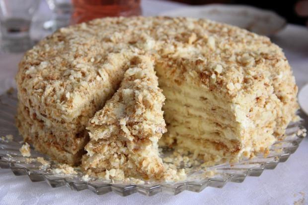 torta bez pecenia