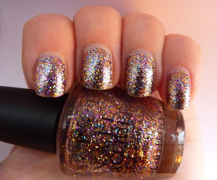New Years anyone?Years Eve, Nails Design, Sparkle Polish, Glitter Polish, Beautiful Hair Nails, Nails Polish, Makeupnail Hair, Sparkly Nails, New Years