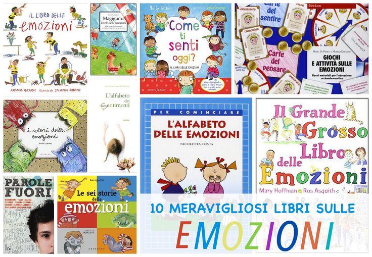 10 libri su... le emozioni