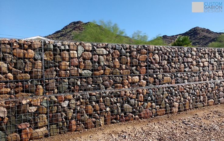 735 best images about gabion on pinterest water features for Gabions phoenix