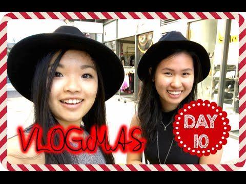 VLOGMAS Day 10, 2015 - I NEED to STOP | Ginaslifee