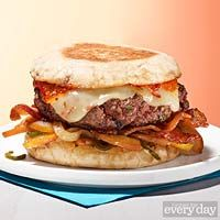The Apple Jack Burger