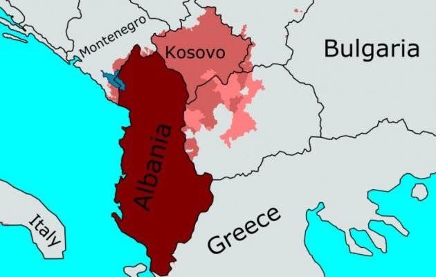 Ὥρα τῆς «Μεγάλης Ἀλβανίας»;