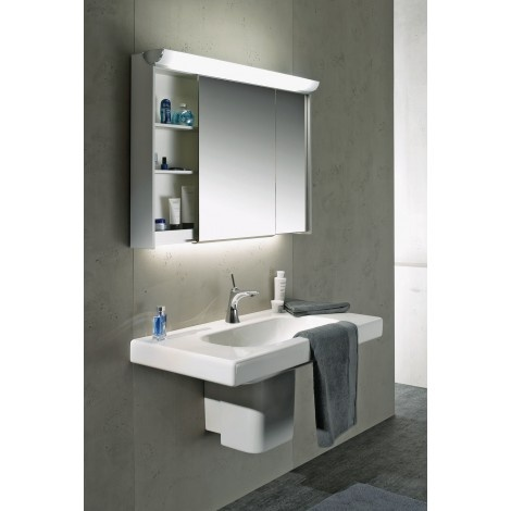schneider slideline mirror cabinet slideline roomset bathroom