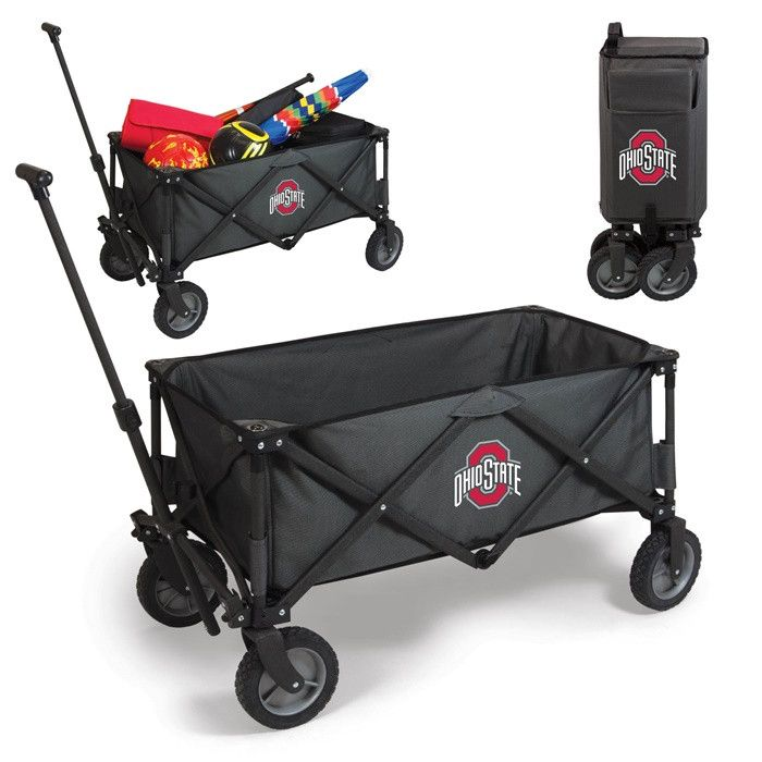 Ohio State Buckeyes Adventure Wagon. Visit SportsFansPlus.com for a Discount Coupon.