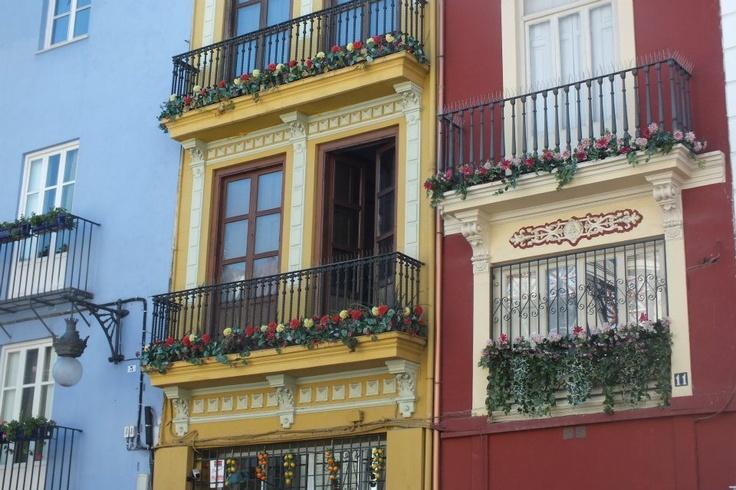Valencian architecture