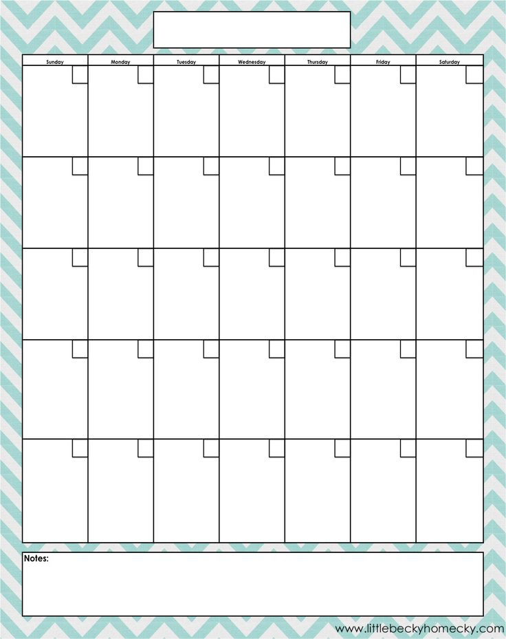 Monthly Calendar copy Creating a planner Pinterest Planners - monthly calendar