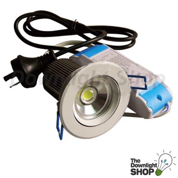 VIVID MR16 10.5W LED DOWNLIGHT KIT (WHITE) WARM WHITE LIGHT -  $49.95 SAVE: 29% OFF
