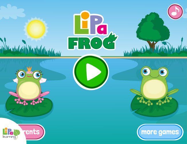 How to make your preschooler fall in love with math? Try Lipa Frog! Download the fairytale educational app for free on App Store and Google Play.