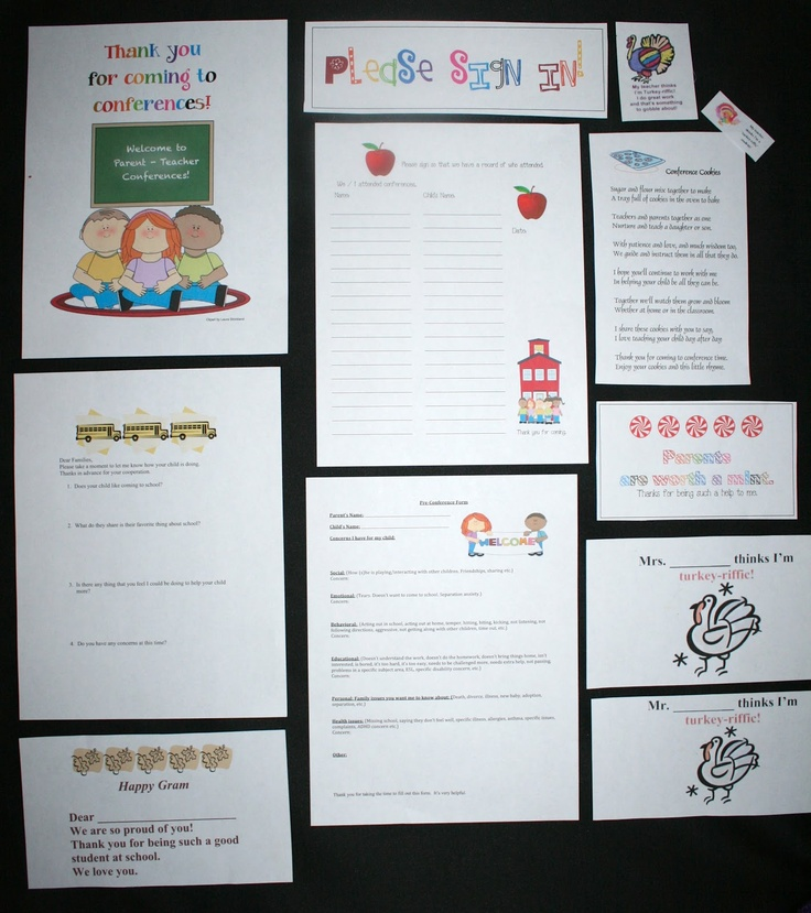 Conference freebies ideas