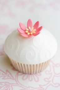 Cupcake Frosting Recipes: Cupcakes Wedding Cakes, Domes Cupcakes, Cupcake Frosting Recipes, Cupcakes Ice Recipes, Recipes Food Cupcakes, Cupcakes Frostings Recipes, Fondant Recipes, Fruit Cupcakes, Cupcakes Rosa-Choqu