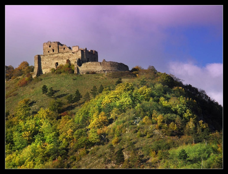 Slovakia, Kapušany - Castle