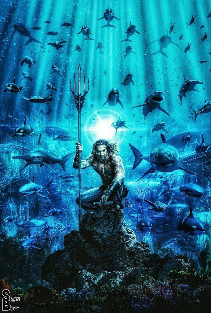 #Aquaman textless poster - Twitter Search | Aquaman / Aqua ...