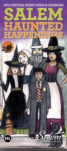Homepage - Haunted Happenings Salem Massachusetts - The Official Website for Halloween