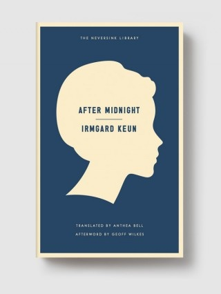 Just bought this Irmgard Keun novella in Melville House's new Neversink Library series. As usual, impeccable design.