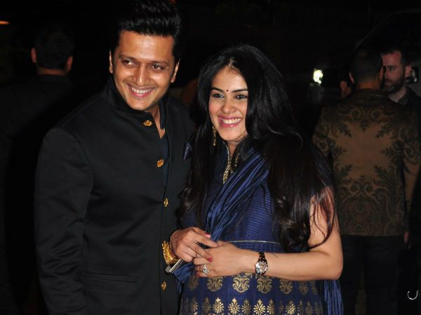Genelia D'Souza's anniversary wish for Riteish Deshmukh is so romantic