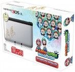 Nintendo 3DS XL, Silver – Limited Edition $179.48