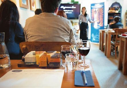 Certainly, you have heard about wine tasting before, but cheese tasting? It's exactly the same but savoring one of the most traditional (if not the most) product of Holland. You can even do one while travelling by boat through the iconic canals!