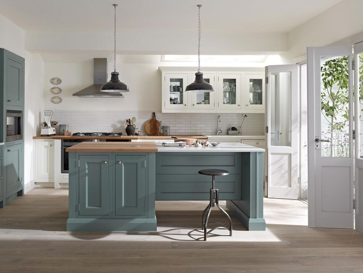 Our 1909 Range Is Offered In 24 On Trend Colours And 3 Types Of Door Kitchen Ideas