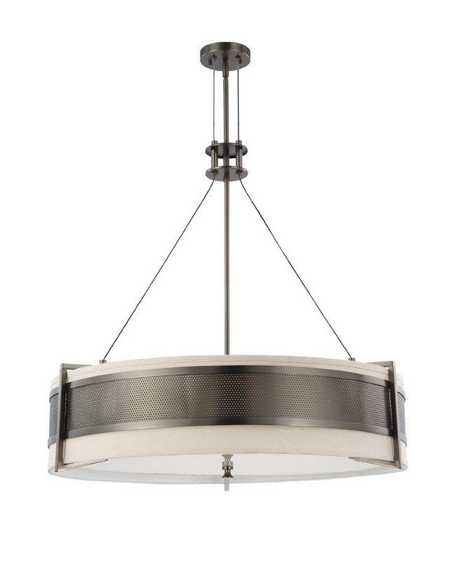 Nuvo Lighting 60-4034 Diesel Collection Six Light Energy
