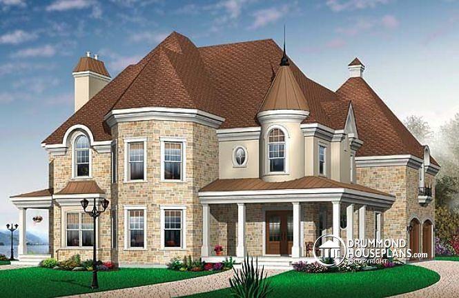 House plan W3841 by drummondhouseplans.com