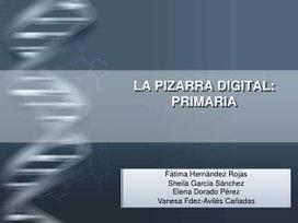 La pizarra digital en educación primaria
