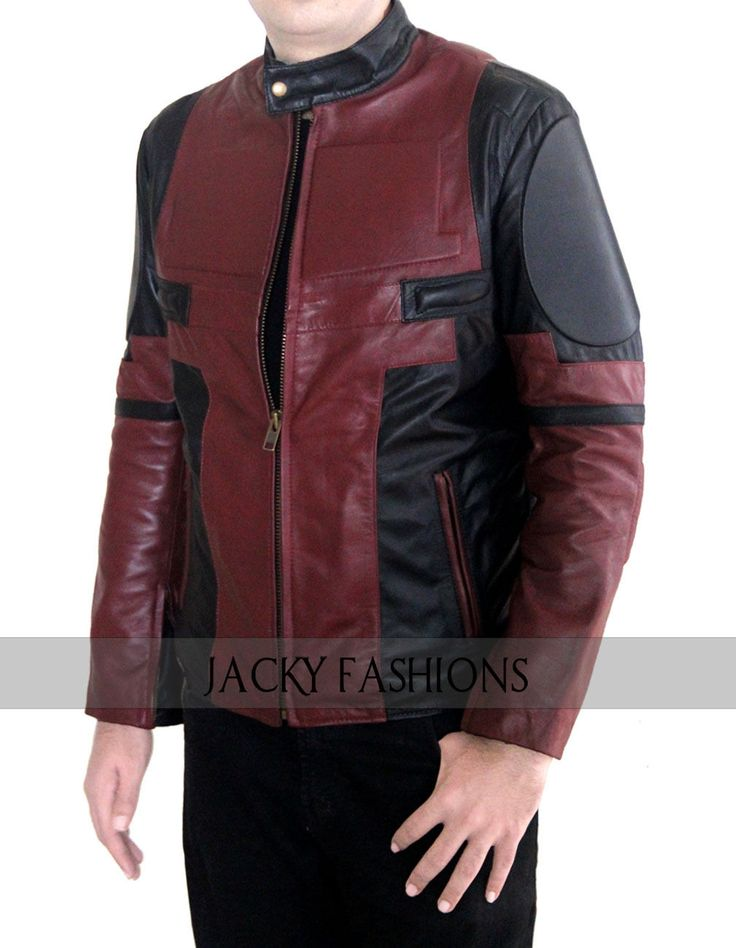 Just Only At $89 Ryan Reynolds Deadpool Jacket Amazing Price For Sale At Online Store ebay.com !!!   #RyanReynolds #Deadpool #Jacket #geek #marvel #comic #cosplay #costume #memes #fashion #fashionlover #fashionstyle #fashionlover #fashionblogger #style #stylish #winter #sale #holiday #amazing #awesome #clothing #outfit #lifestyle