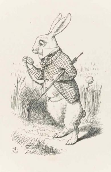 Bunnies in children's books: from Alice in Wonderland to Peter Rabbit | University of Cambridge