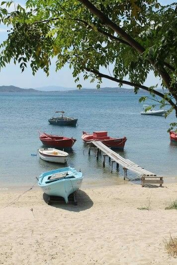 #sea #summer #Halkidiki #Ouranoupoli