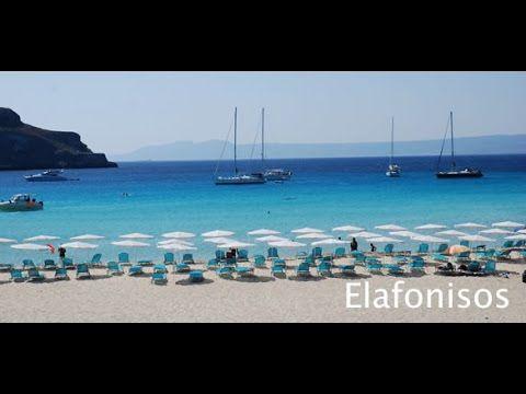 Elafonisos Island