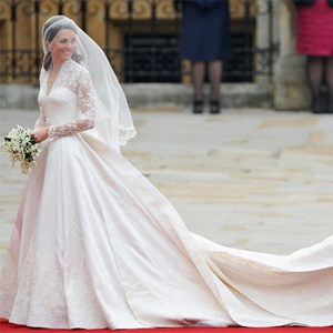 Q is for Queen Victoria. A beautiful style of gown.