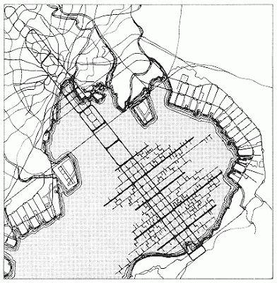 The Design Street: kenzo Tange - Tokyo Bay Masterplan