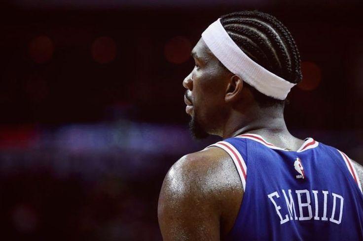 """Joel Embiid frustrado por sus minutos en la rotación: """"Quiero sentirme como un jugador de la NBA. No me siento jugador de la NBA porque no juego los back-to-backs"""". #JoelEmbiid #JE21 #Joel #Embiid #Philadelphia #76ers #Sixers #PHILA #TheProcess #TrustTheProcess #NBA"""