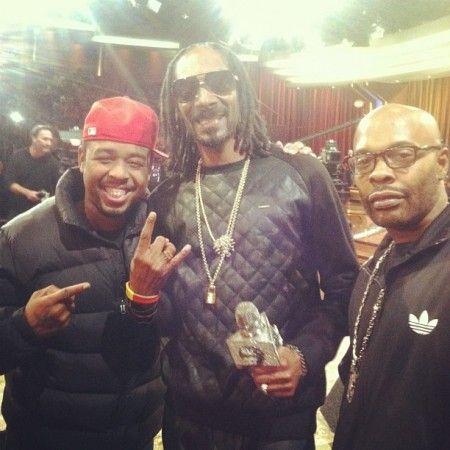 Terrace Martin ft. Snoop Dogg & J. Black – Christmas On Soul