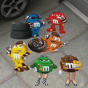 Kyle Busch MM's Pit Crew Street Grip - Kyle Busch - NASCAR