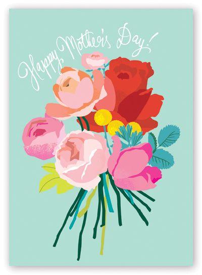 prints and patterns mother's day / día de la madre flores y colores pastel